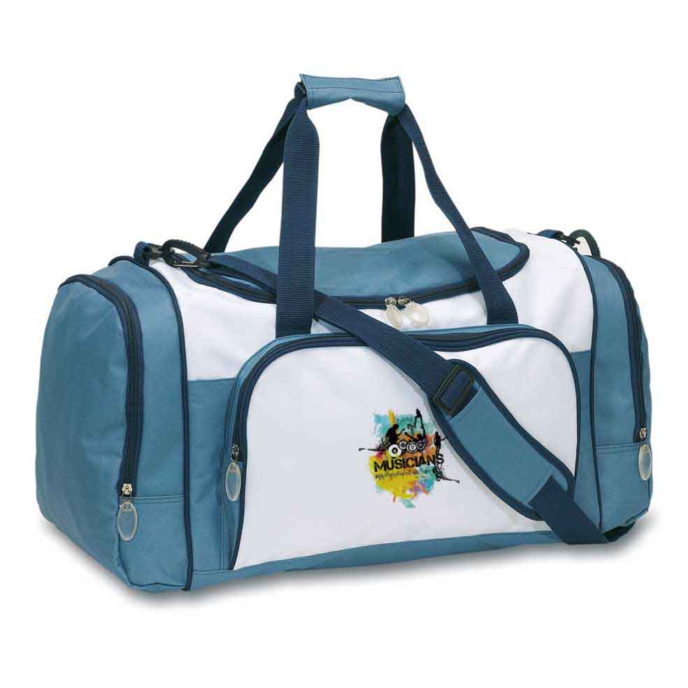 "Trendy sports bag ""Sky"" ns-921 subl"