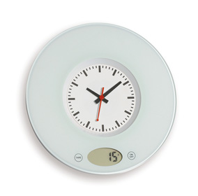 "Digital kitchen scale ""Time"" pic-0300505"
