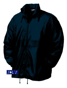 SOL's 'Surf' 210 windbreaker - blue pt-155bl