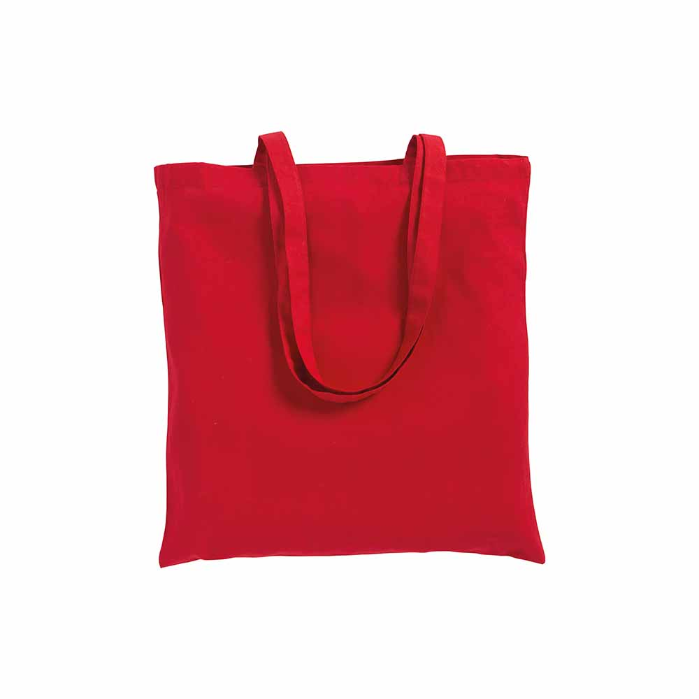 Canvas shopping bag - Red sip-0710703