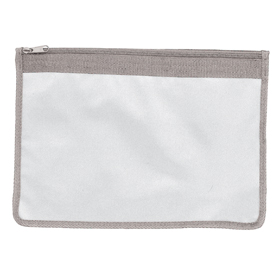 Conference document wallet - White sip-0912601