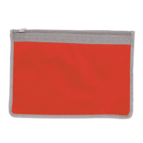 Conference document wallet - Red sip-0912603