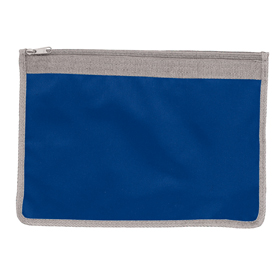 Conference document wallet - Blue sip-0912605