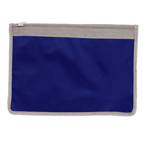 Conference document wallet - Royal blue sip-0912610