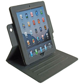 iPad holder with rotating screen holder - Black sip-1340102