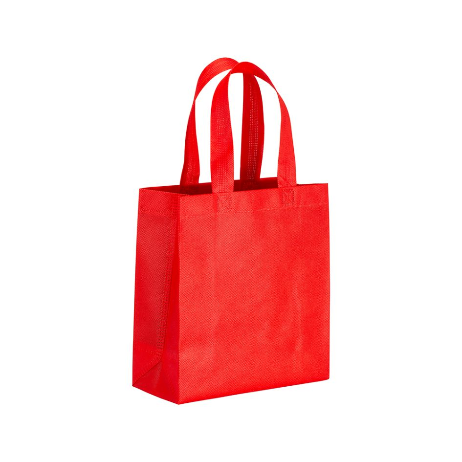 Non-woven thermo welded mini shopping bag sip-1514203