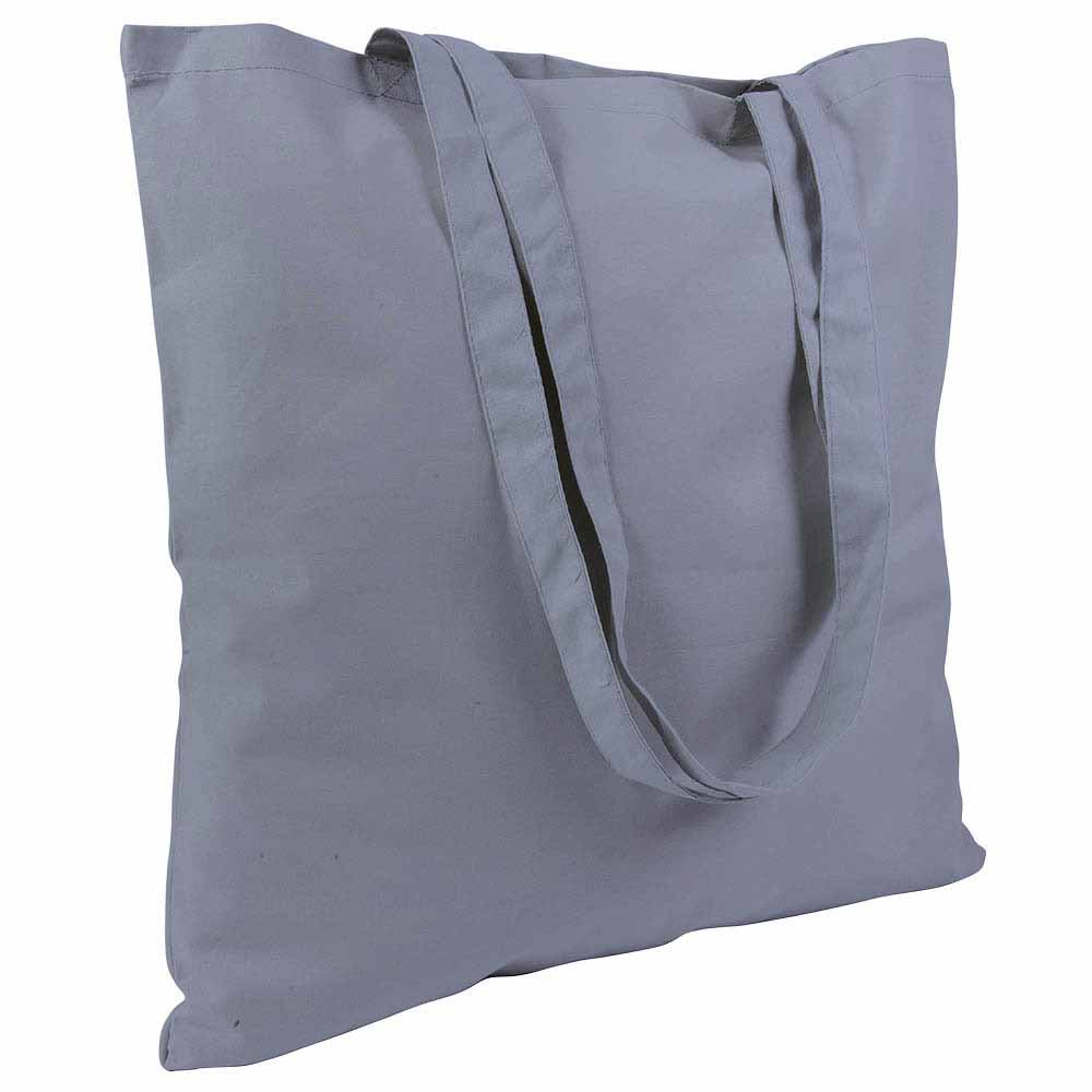 Cotton shopping bag - Grey sip-1514508