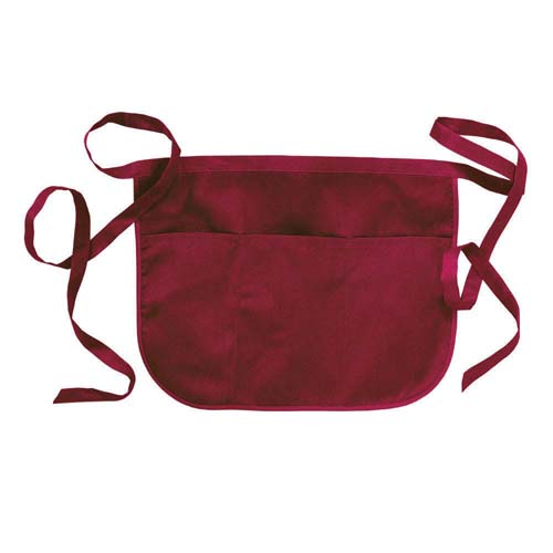 Bar apron - Burgundy sip-1642914