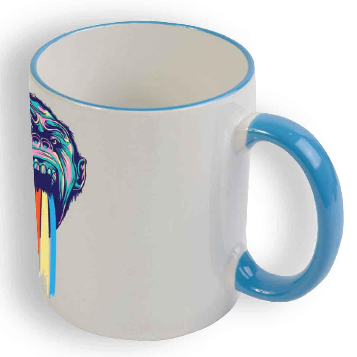 Sublimation mug 330 ml - Sky Blue sip-16433s15 subl