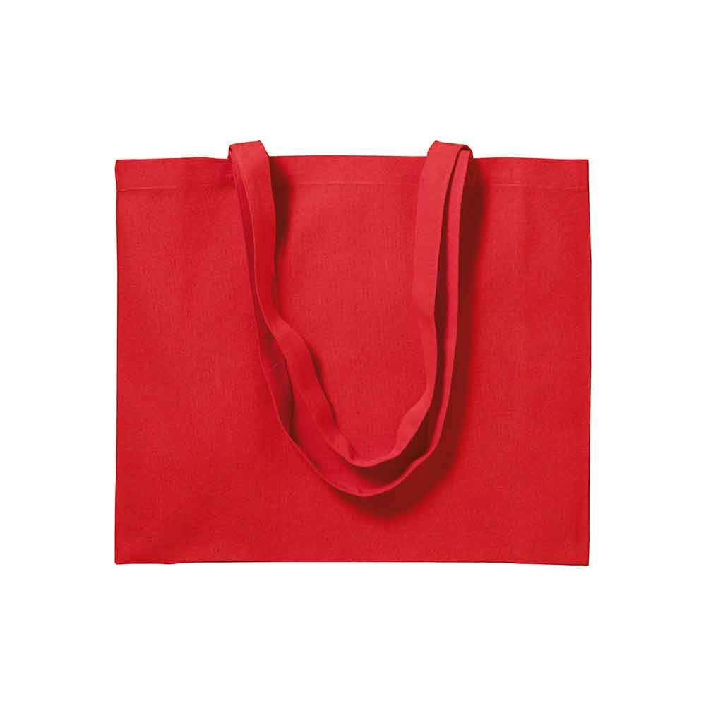 Cotton shopping bag - Red sip-1711203