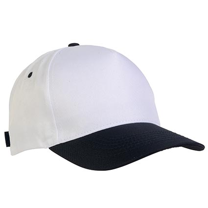 5 panel polyester cap - Blue sip-1730405