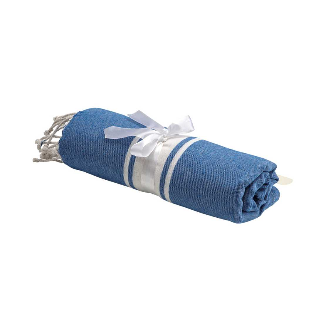 Fouta beach towel/sarong -Royal Blue sip-1942310