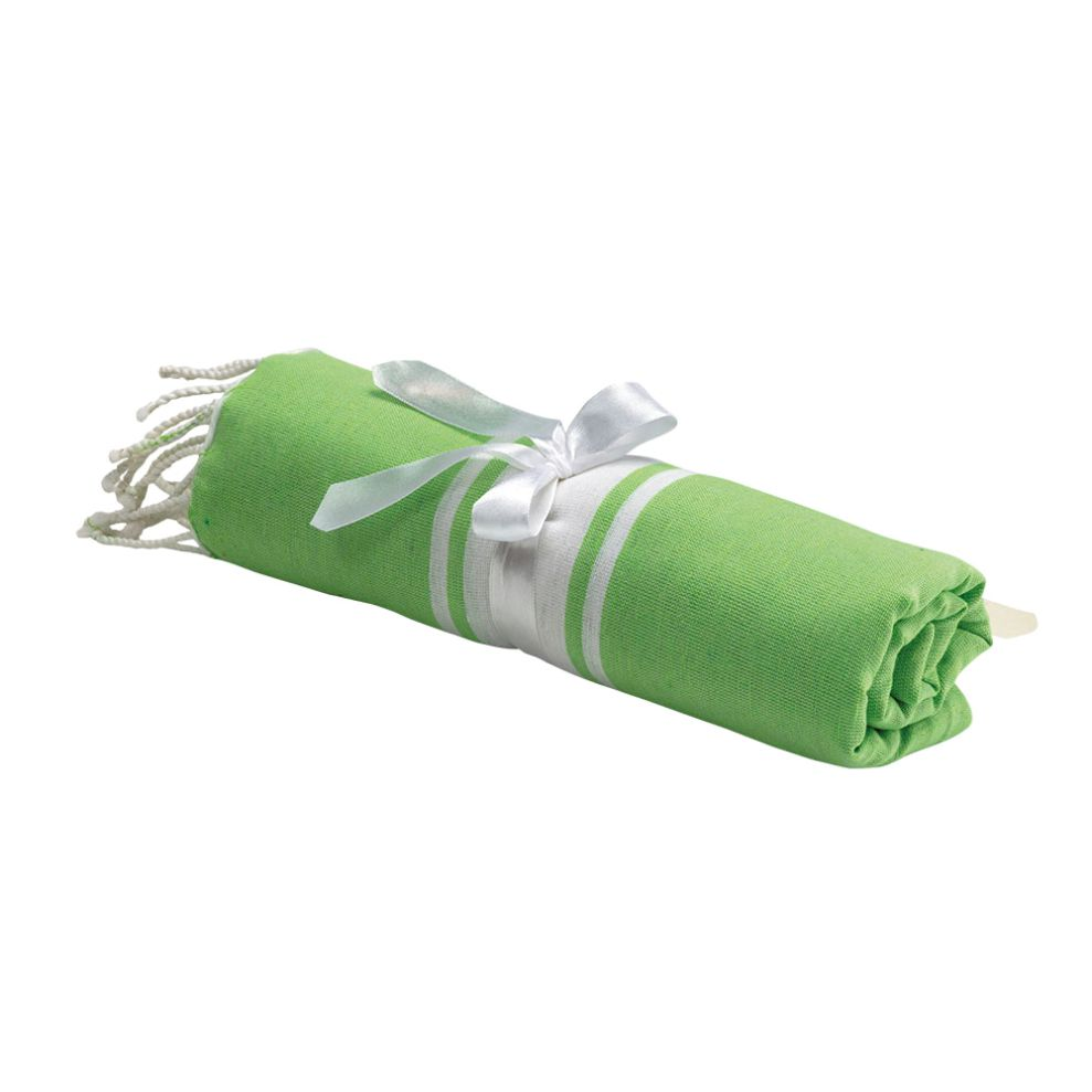 Fouta beach towel/sarong - Apple Green sip-1942344