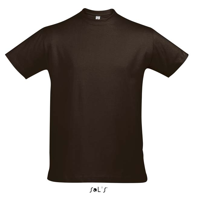 SOL's regent 150 t-shirt / chocolate sol-11380 cho